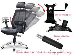Sửa chữa ghế văn phòng