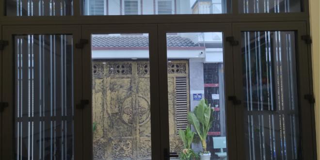Giấy Dán kính Chống Nắng, Phim Phản Quang Cách Nhiệt tại tphcm
