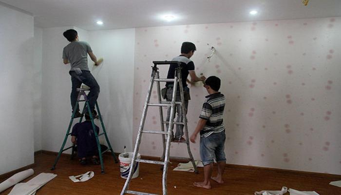 Có nên sử dụng tranh dán tường hay không?