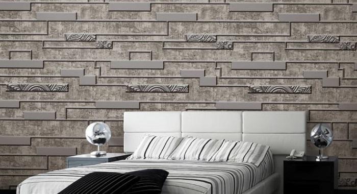 Chuyên nhận thi công giấy dán tường cho nhiều không gian