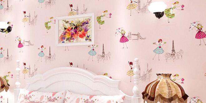 Cách dán giấy dán tường đẹp bền bỉ với thời gian